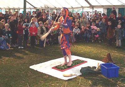 medieval performers