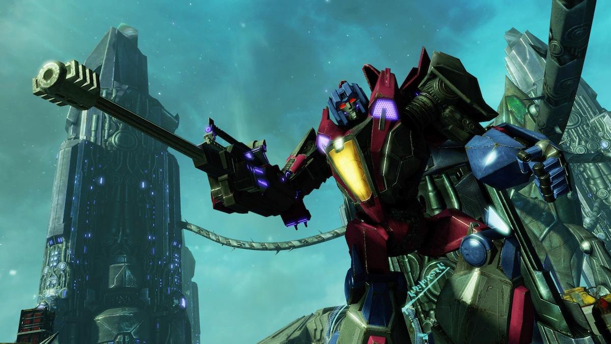 [Jeu vidéo] Transformers Fall of Cybertron/ La Chute de Cybertron (WFC 2, 2012) - Page 3 1318459787_Transformers+Fall+of+Cybertron+-+Starscream+with+Nucleon+Charge+Rifle+2