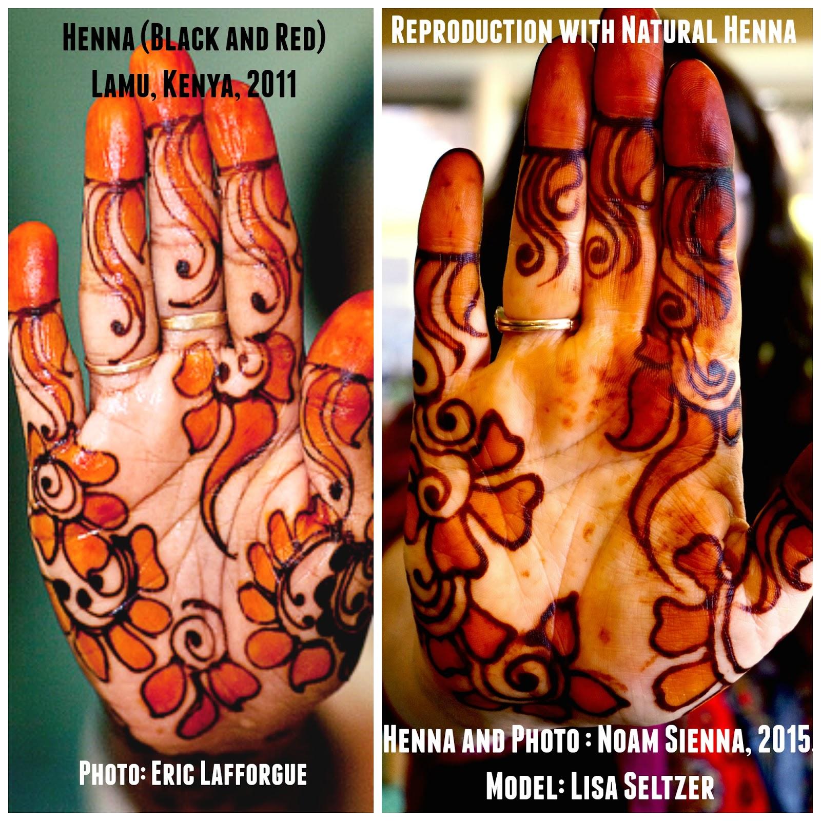 Eshkol HaKofer Cloves And Kohl Henna Traditions On The Swahili