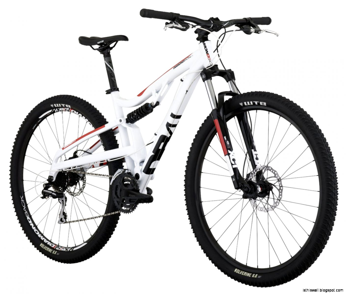 Diamondback Recoil Full Suspension Mountain Bike