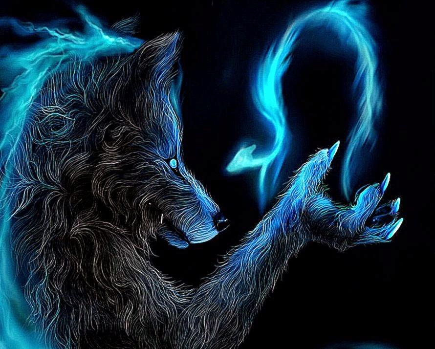 pin wallpaper cool wolf - photo #19
