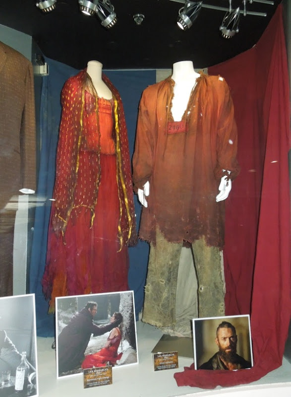 Original Fantine Jean Valjean Les Miserables movie costumes
