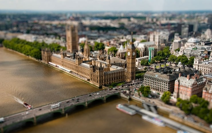 1. Palace of Westminster - Top 10 Things to See and Do in London, England