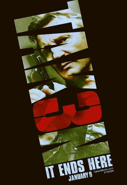 Taken 3 Movie Film 2015 - Sinopsis (Liam Neeson, Maggie Grace)