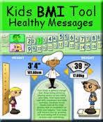 BMI Calculator For Kids