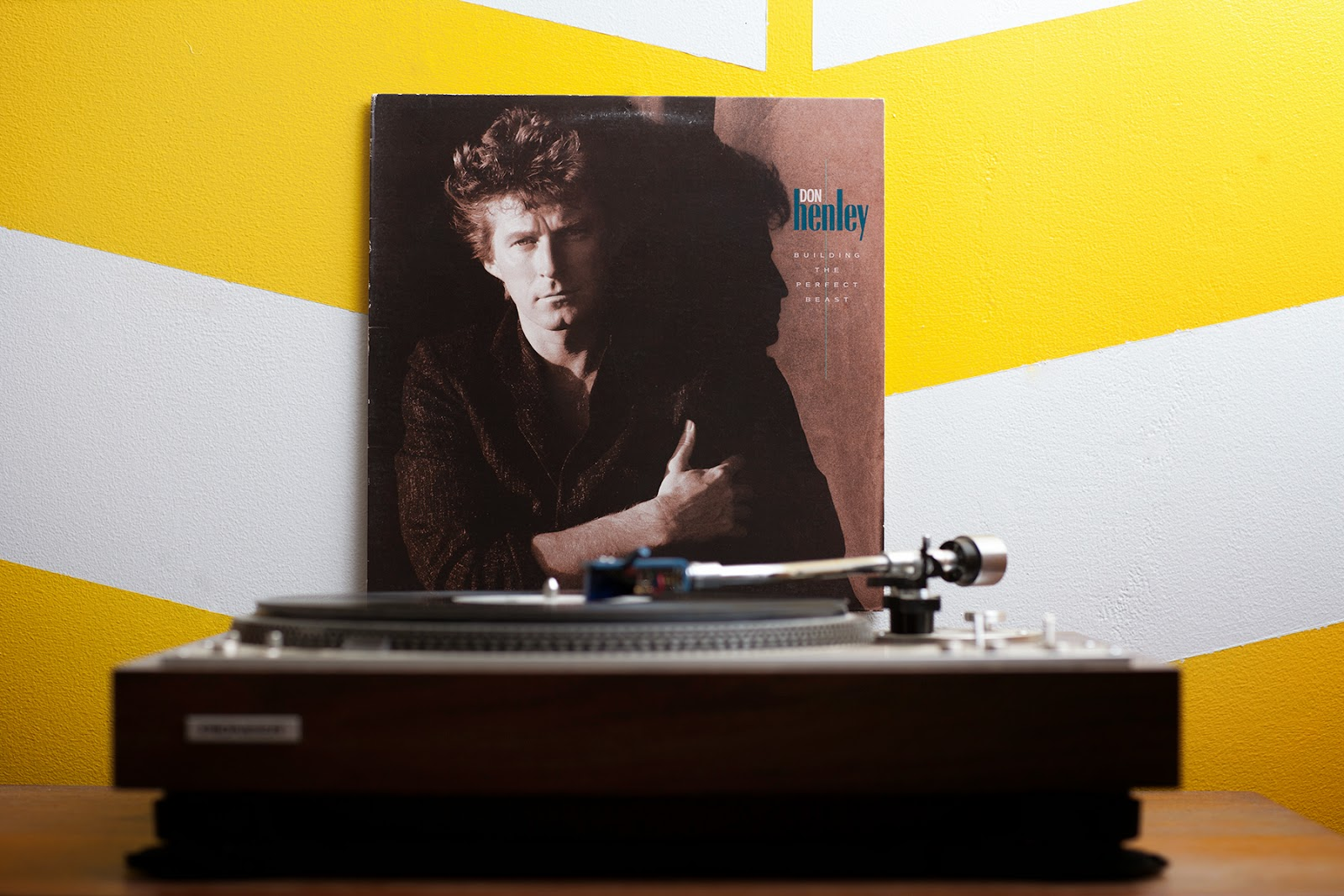 Don Henley - Building The Perfect Beast Lyrics | MetroLyrics