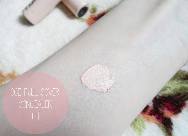 3 concept eyes makeup blogger review concealer swatches pictures liz breygel before after