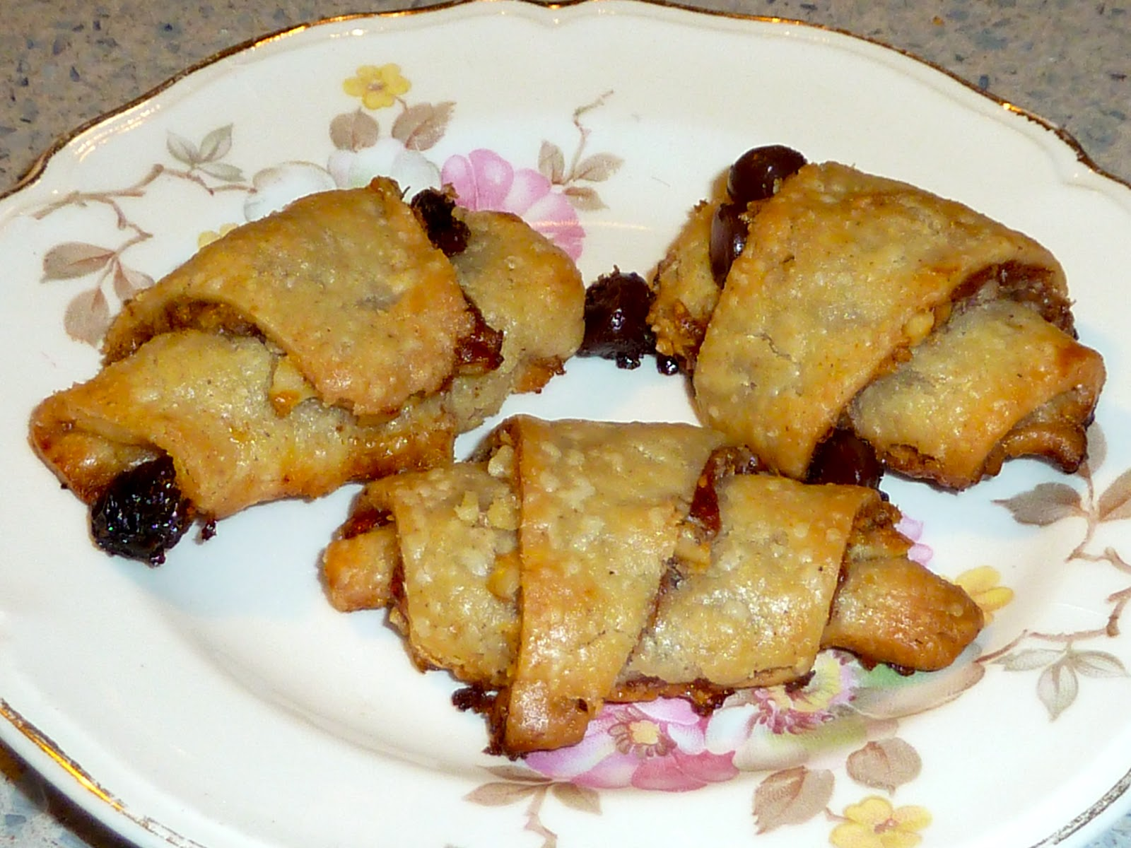 Gluten Free Baking Bear: GLUTEN FREE RUGELACH WITH VEGAN/DAIRY FREE ...