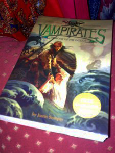 Vampirates: Demons of the Ocean by Justin Somper