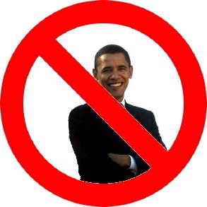 many votes for NO obama