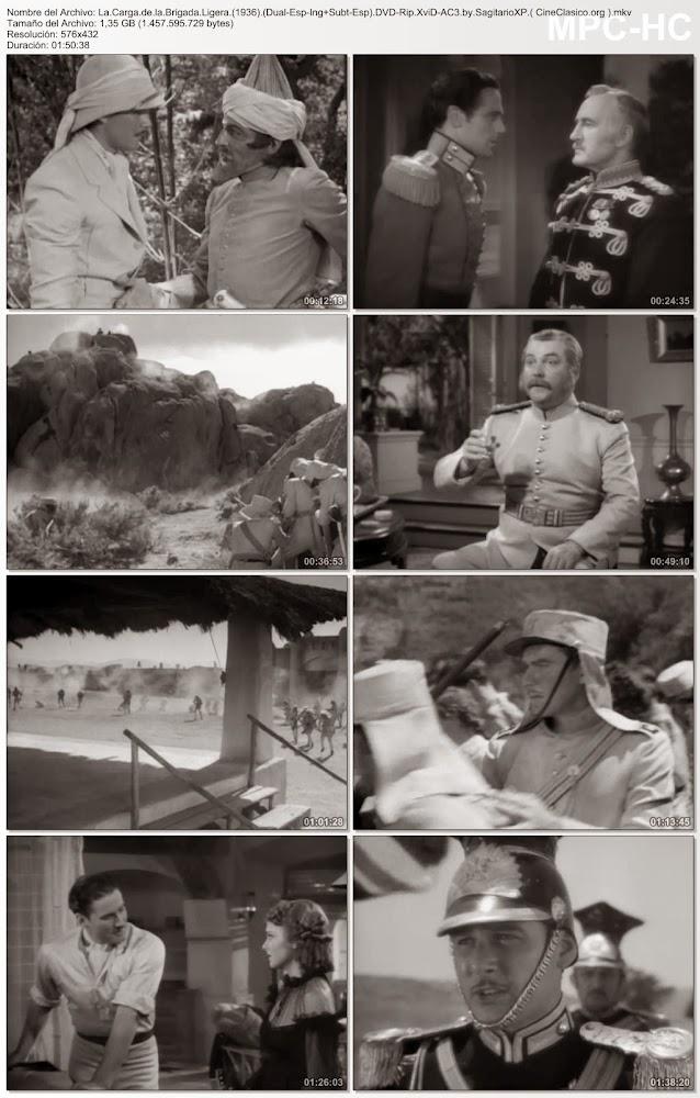 La carga de la brigada ligera ( 1936 )