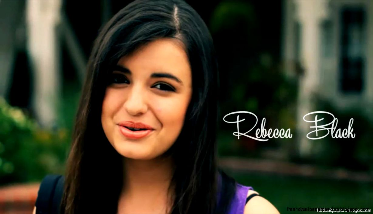 Rebecca Black High Definition Free High Definition Wallpapers