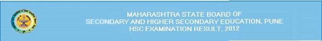 Maharashtra HSC Result 2013