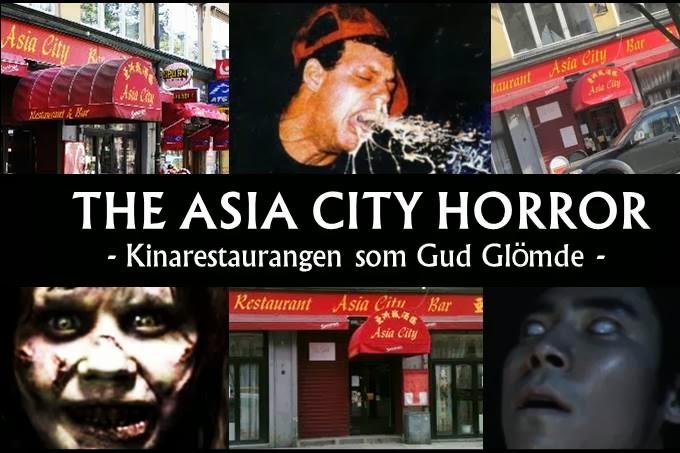 The Asia City Horror - Kinarestaurangen Som Gud Glömde