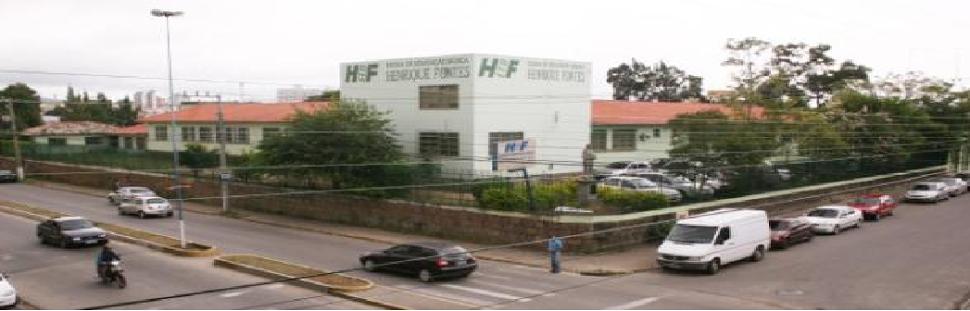 E. E. B. Henrique Fontes - Tubarão/SC