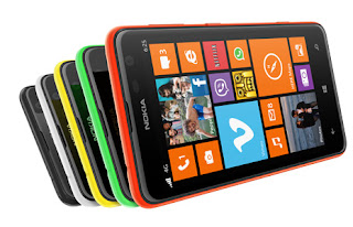 Nokia Lumia 625 - Massive 4.7-inch Display