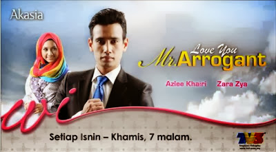Tonton Love You Mr Arrogant Slot Akasia TV3 Full Episod