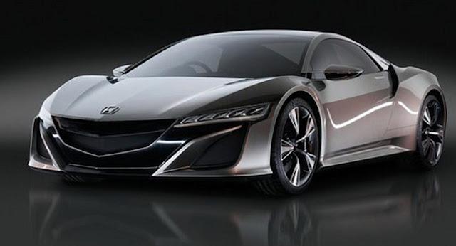 Acura, Concept, Gallery, Sport Cars, Hybrid Cars,