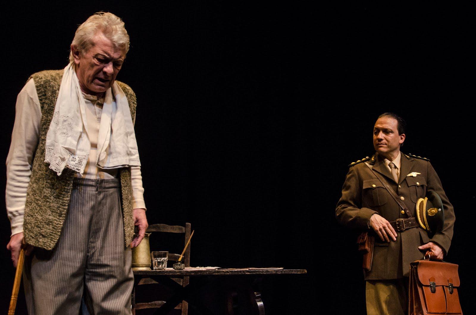 Traspaso por irradiación / Teatro Piccadero 2015