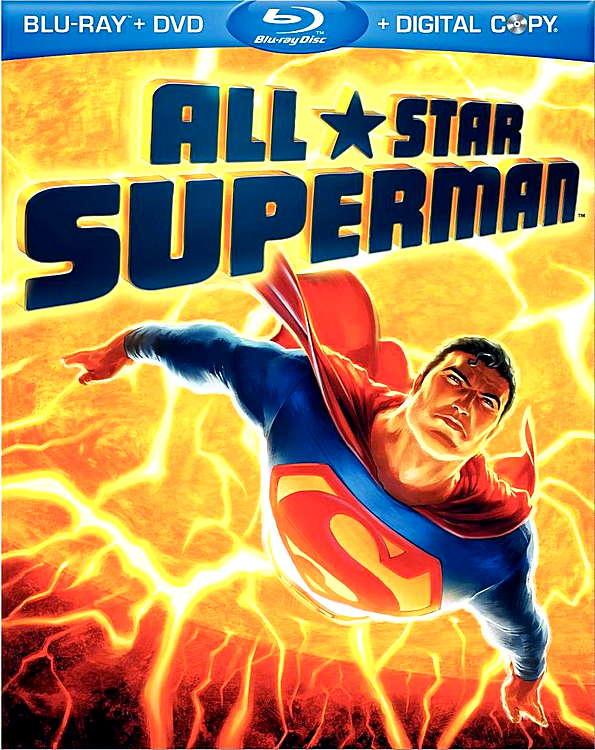 Grandes Astros : Superman   Dual Áudio   BluRay 720p
