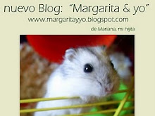 """nuevo blog de"""" margarita & yo"""""""