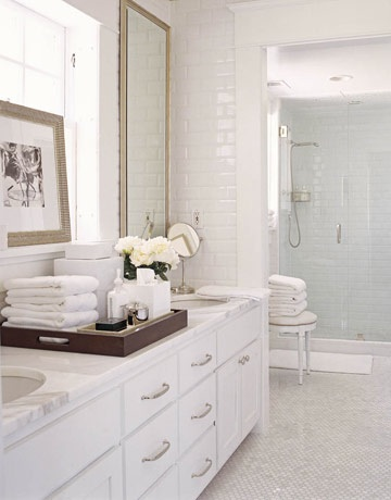 26 doors spa inspired bathrooms for Spa inspired bathroom designs