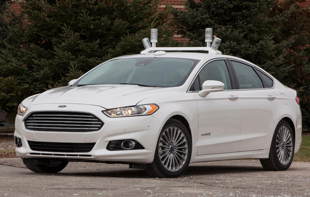 Ford to Ramp Up Efforts for Driverless Cars at New Silicon Valley Lab