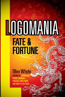 Logomania Fate and Fortune by Ellen Whyte Book front cover image