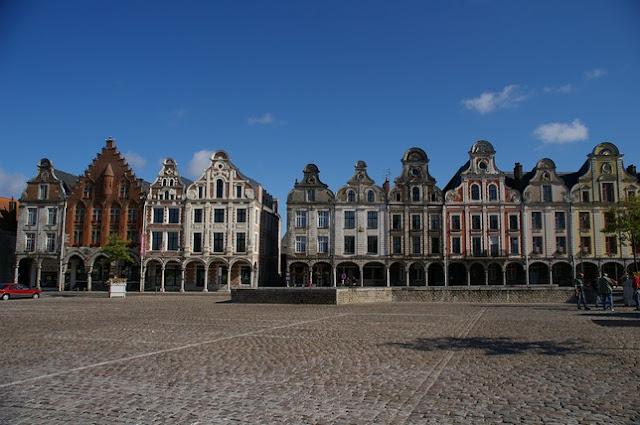 Top world travel destinations arras pas de calais france for Top carrelage arras