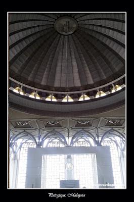 putra mosque, masjid putra, putrajaya, muslim, islam malaysia, Iron Mosque,Tuanku Mizan Zainal Abidin Mosque, masjid besi