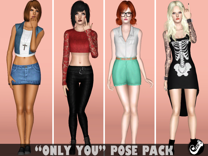 sims 3 poses how to use
