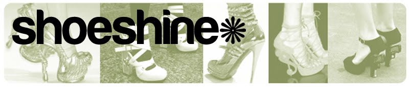 shoeshine*