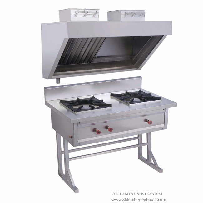 COMMERCIAL KITCHEN EXHAUST SYSTEM, MANUFACTURING IN CHENNAI