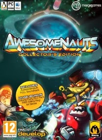 awesomenauts pc game cover2r Awesomenauts v2.0a Incl 30 DLCs Cracked 3DM