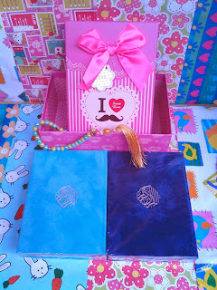 rainbow quran couple, rainbow quran buat pasangan, quran couple, quran rainbow couple