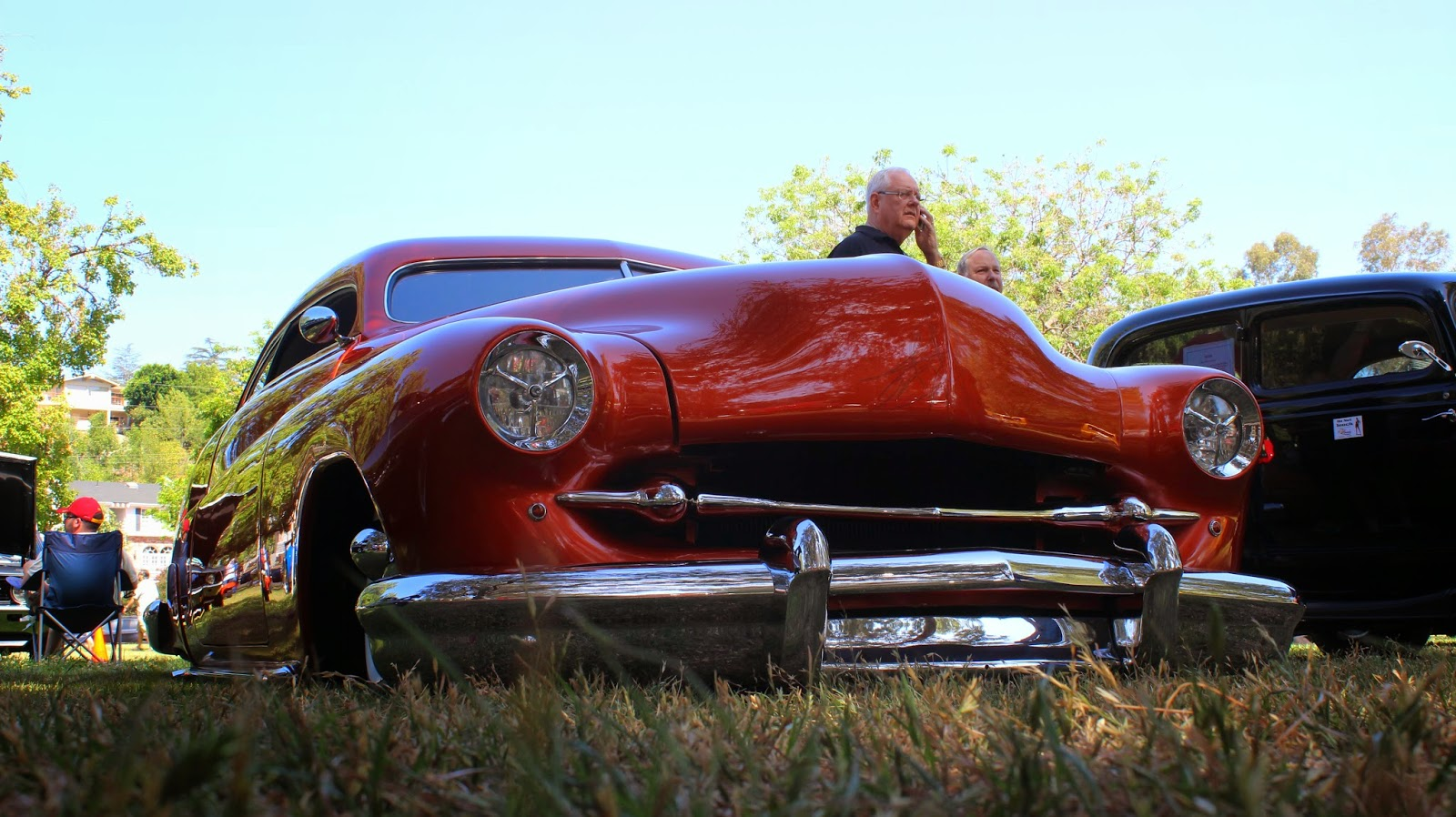 Covering Classic Cars : 11th Annual LAPD VTAC Car Show in Woodland ...