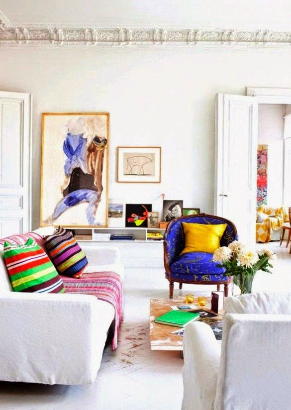 wesome Statement Textile Ideas To Highlight Your Home Décor23