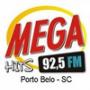 Rádio Mega Hits FM 92,5 Porto Belo SC