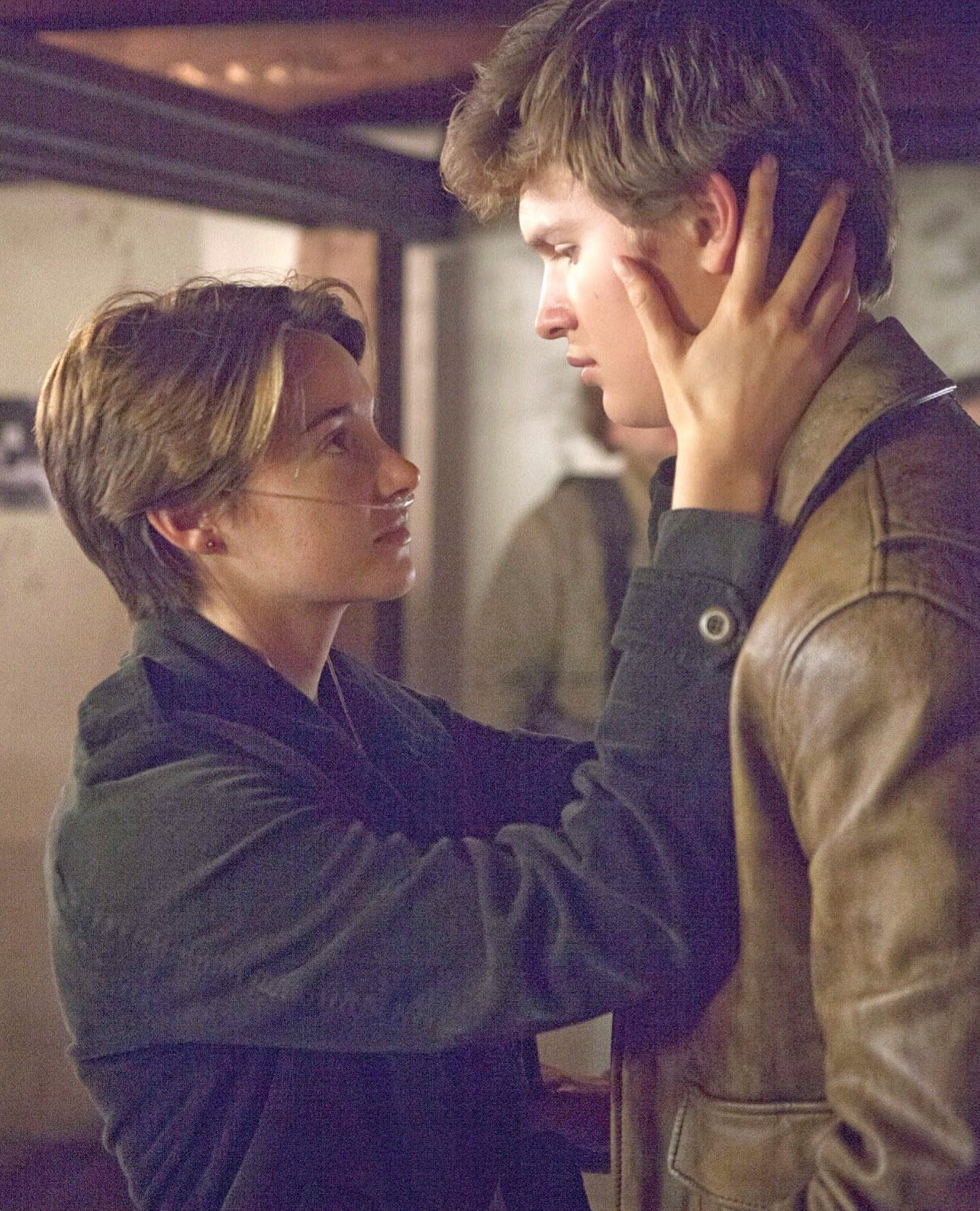The Fault in Our Stars - Movie Fansite: New TFIOS article in EW Summer ...