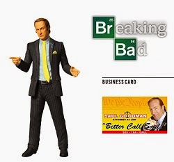 BREAKING BAD SAUL GOODMAN AF