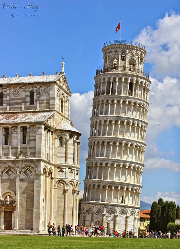 Leaning Tower of PisaToscana, Italy