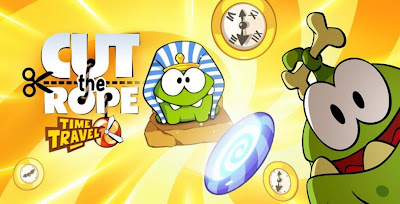 Free Download Cut the Rope: Time Travel HD v1.0 Apk for Android