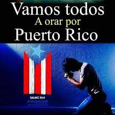 ORACIONES POR PUERTO RICO