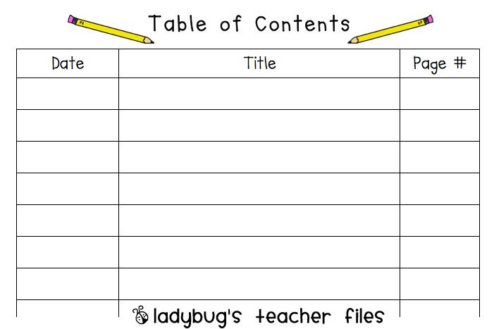 Printable+Blank+Table Printable Blank Table http://ladybugsclass ...