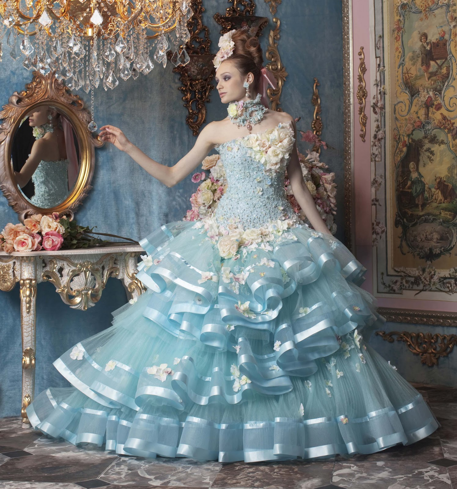 Mis Vestidos de Novia: 2012
