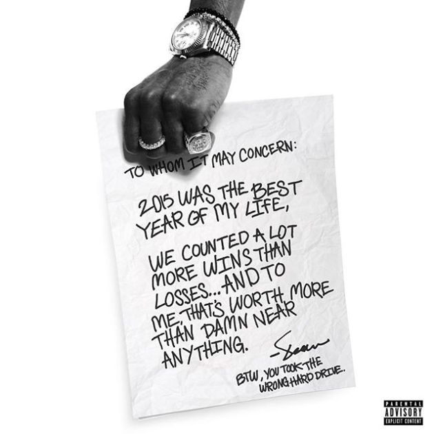 Big Sean - What A Year (Feat. Pharrell & Detail)
