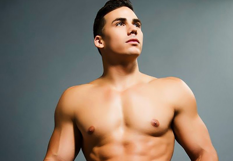 Handsome Man On Earth: Topher Dimaggio