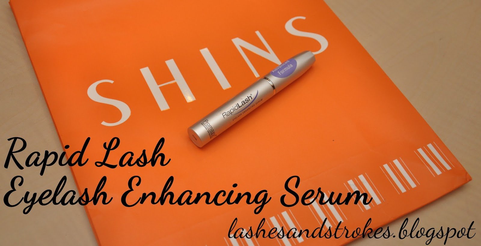 Lashes And Strokes Review Rapid Lash Eyelash And Eyebrow