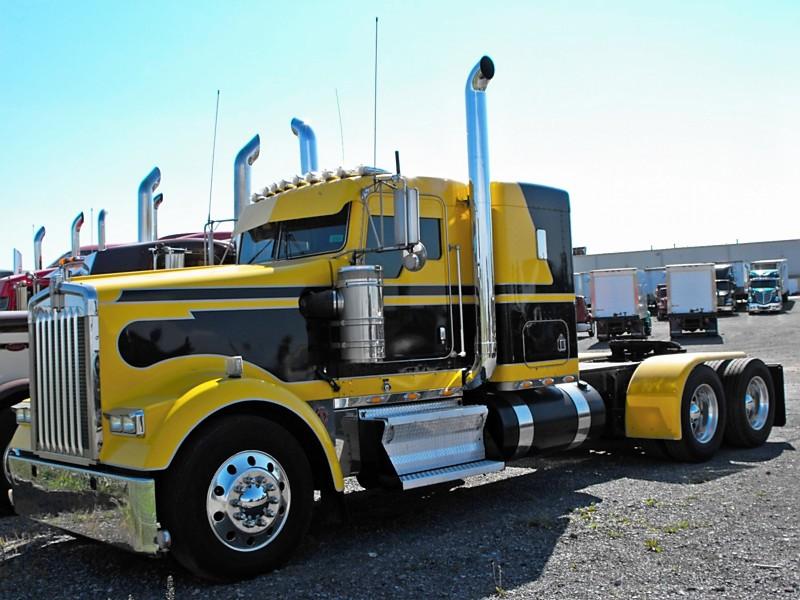 Old Kenworth Trucks for Sale