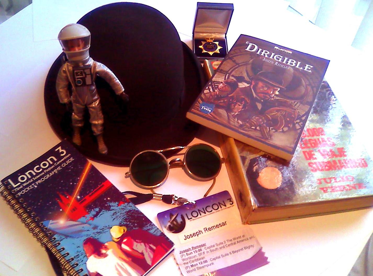 Loncon3 Literatura steampunk